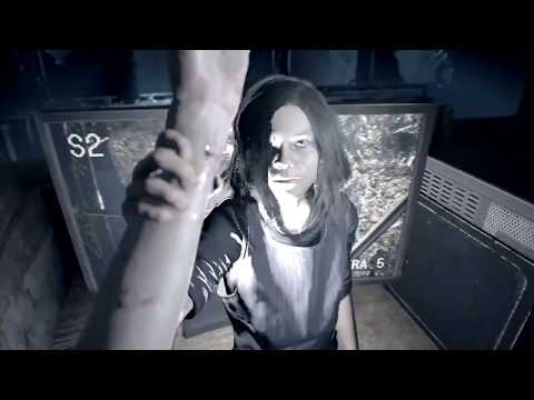 resident evil 7 biohazard gameplay still on ship - jump scare from a little girl