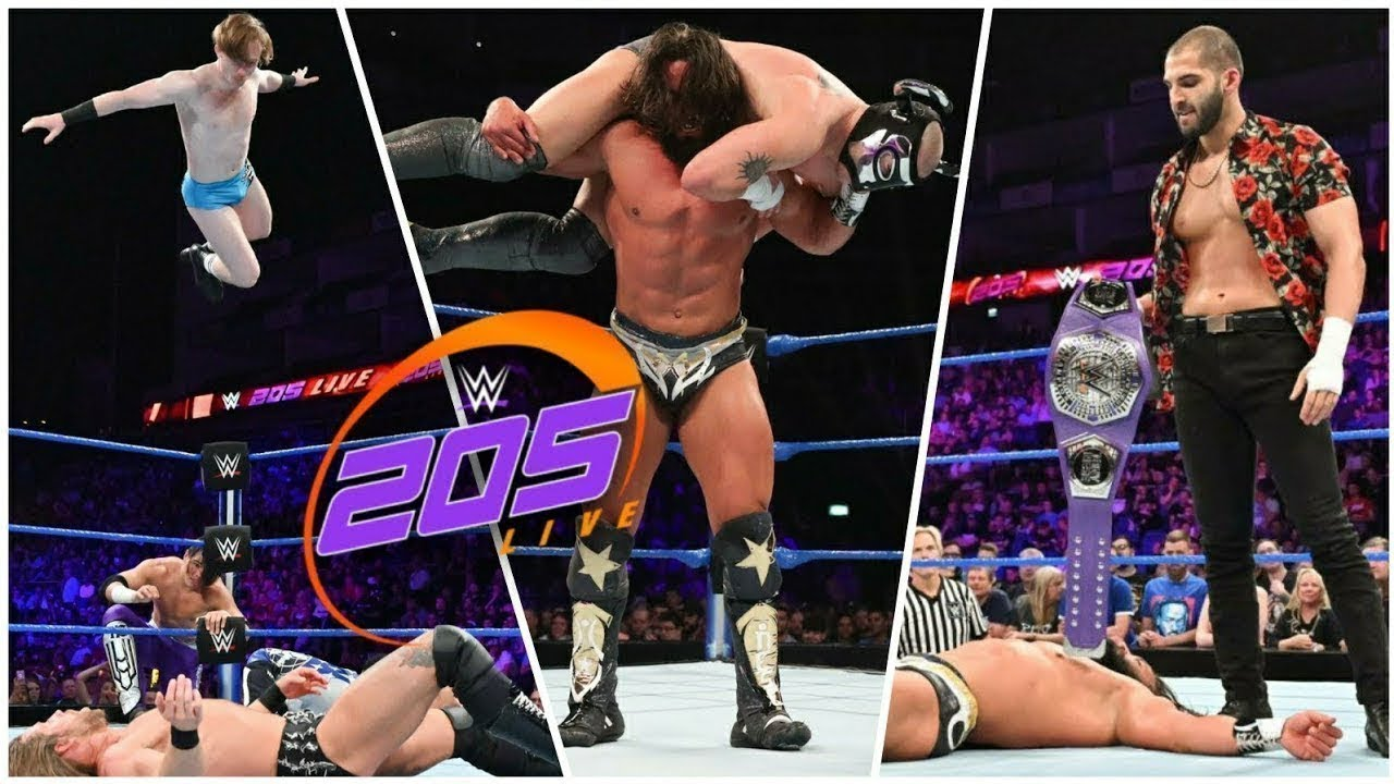 Download WWE 205 Live 14th May 2019 Highlights HD WWE 205 Live 05/14/2019 Highlights HD
