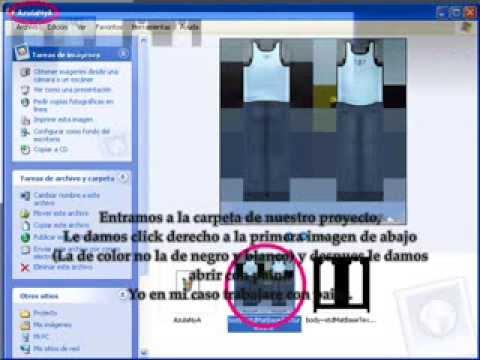 Como crear ropa con el taller de cuerpo de Los Sims 2? - Sims 2 ...
