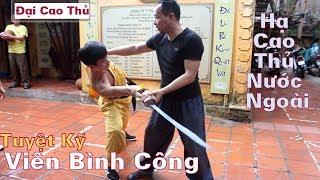 Vị Võ Sư Việt Mệnh Danh