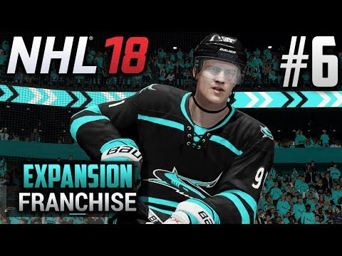 NHL 18 Expansion Franchise | Quebec Dorsals | EP6 | GOING WITH THE ALTERNATIVES (S1G38)