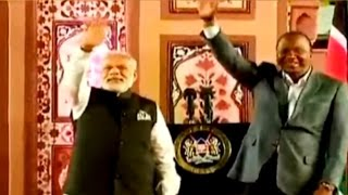 PM Narendra Modi Address at Kenya, Watch Speech Highlights | Modi in Africa 2016