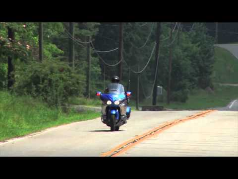 De Nieuwe Honda Goldwing 2012