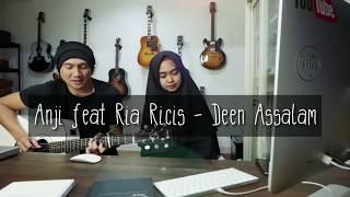 Anji feat Ria Ricis - Deen Assalam