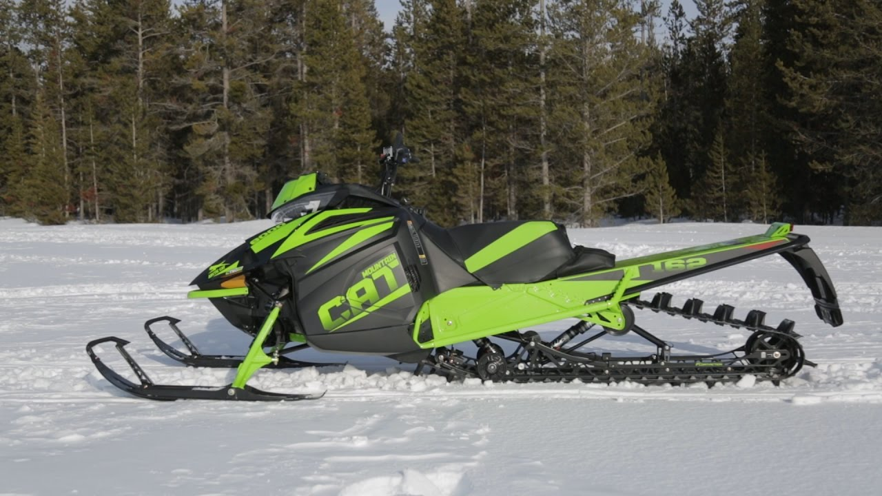 Arctic Cat Z Review