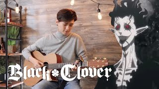 Black Clover - Opening 10 - Cover (fingerstyle guitar)