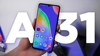 Обзор Samsung Galaxy A31 / Новый бюджетный смартфон от Samsung, но зачем?