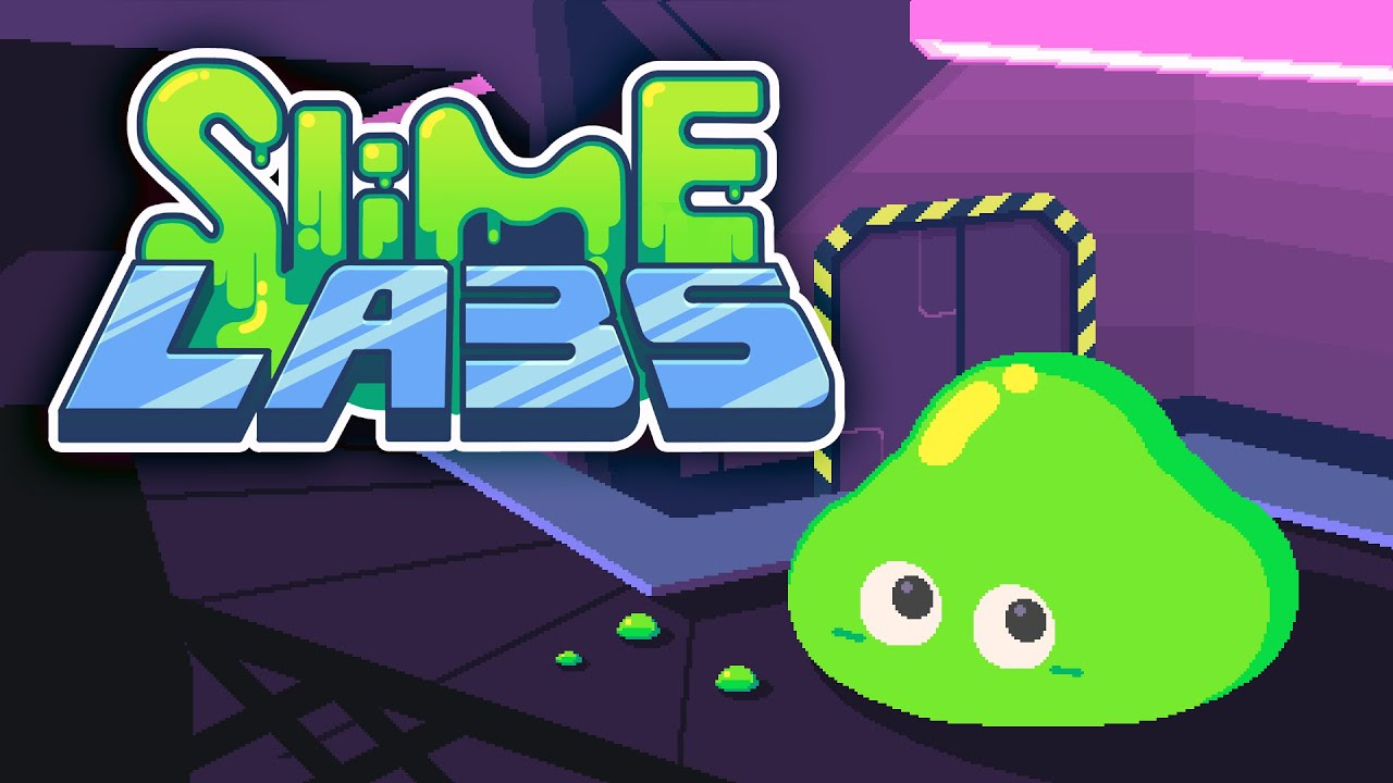 Slime Labs - Launch Trailer Android/iOS