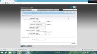 cara setting nanostation loco m2 sebagai client