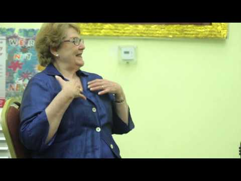 Toastmasters - Miriam Claire / Melody Mundy Interview