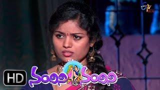 Nandini Vs Nandini - 1st February 2016 - Full Episode 56 - ETV Plus