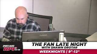 """Sports Radio 104.3 The Fan LIVE 