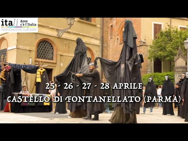 VILLAGGIO POTTERIANO - Fontanellato 2019