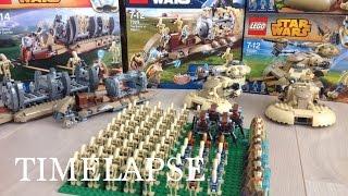 Собираем ЛЕГО армию дроидов