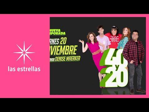40 y 20: ¡Paco volverá a tener ataduras! | Viernes 20 de noviembre #ConLasEstrellas