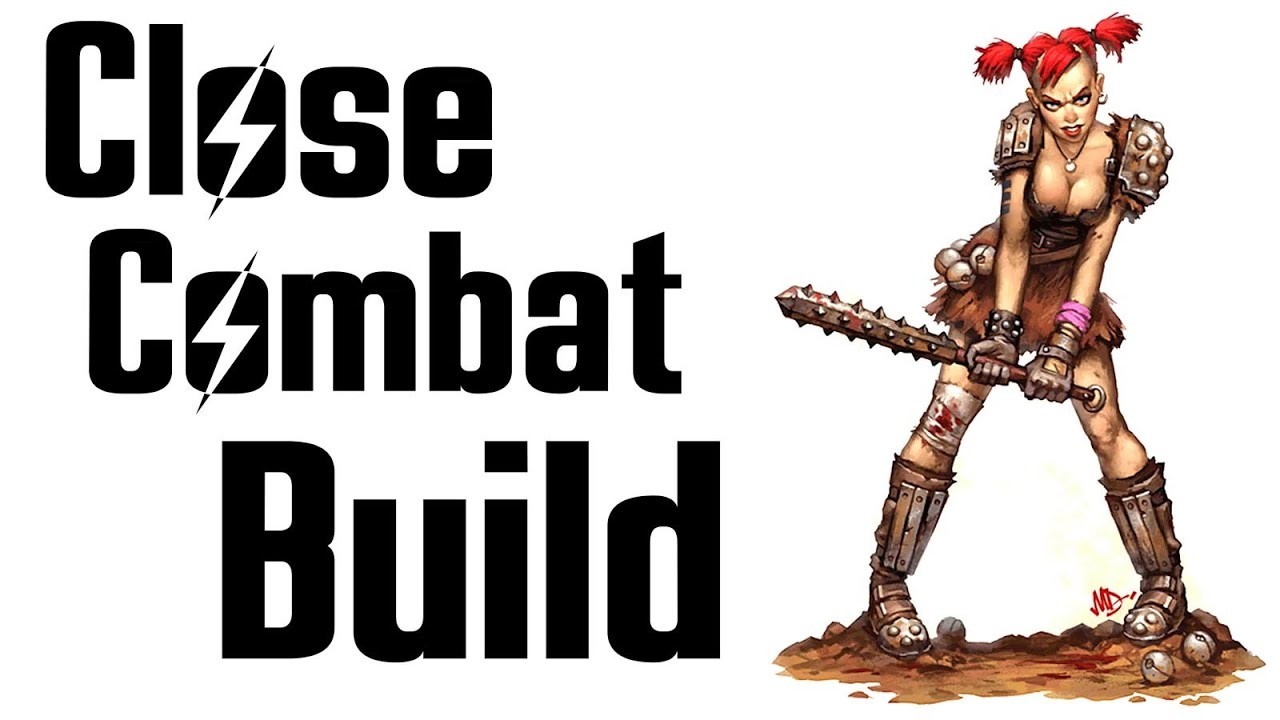 Melee Build For Fallout