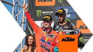 MXGP Round 15 - Lommel, Belgium | KTM