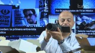 TAG #123:  Xperia Z1 Compact, Maker Faire Oaxaca, Nikon D5300 y TV en México