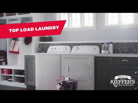 Amana Top Load Laundry