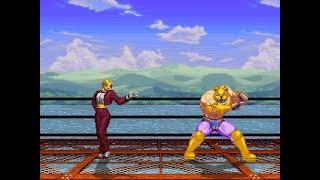 When King from Tekken meets King from SNK... ○ King KOF by ○ King T...