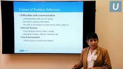 Aggressive Behavior in People with Dementia - Linda Ercoli, PhD   #UCLAMDChat Webinars