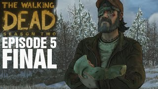"The Walking Dead Season 2 Episode 5 FULL Gameplay Walkthrough ""No Going Back"" Telltale Game"