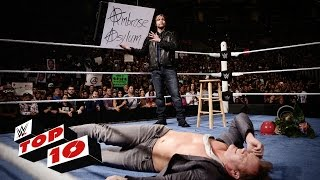 Top 10 Raw moments: WWE Top 10, April 11, 2016