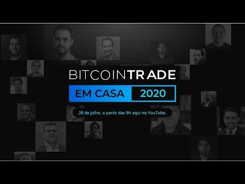 BitcoinTrade em Casa - 2020