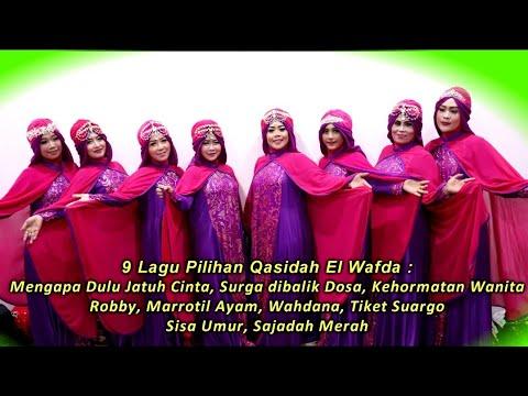 Terbaru 9 Lagu Pilihan Qasidah El Wafda - Non Stop Record Audio Jumo Kedungjati Grobogan