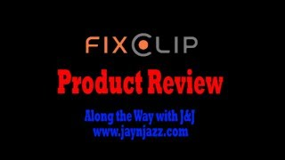 FixClip -The Storm-Proof Lockable Clothespin - Product Review