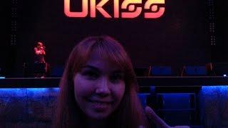 ������� ��������� K-pop ������ U-KISS � ������ / Concert Korean K-pop group U-KISS in Moscow