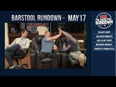 Barstool Rundown - May 17, 2018