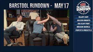 Barstool Rundown - May 17, 2018 thumbnail