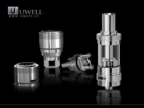 Uwell | Crown Tank & RBA Coil | Review