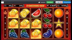 EGT 5 Dazzling Hot Gewinn 450 Euro   CasinoWin Review