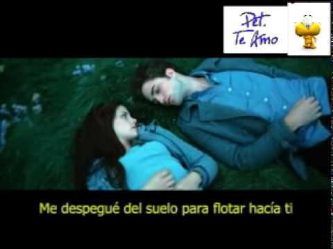 Edward y Bella - Jordin Sparks ft. Chris Brown - No Air - Subtitulo Español