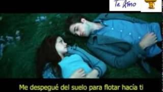 Edward y Bella - Jordin Sparks ft. Chris Brown - No Air - Subtitulo Español