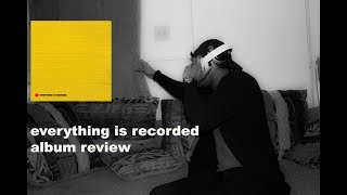 Everything Is Recorded - Everything Is Recorded by Richard Russell Album Review