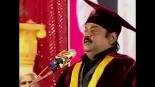 Vijayakanth funny speech in college function