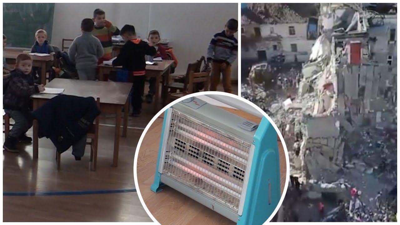 Download Femijet e parashkollorit dhe te klases se pare ne Borizane mesojne ne palester | ABC News Albania
