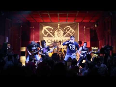 PUNISHING ARGUMENT - live at MOD 18.01.2014