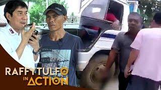 PART 2   VIRAL VIDEO NG MAANGAS NA MAGAMANG NANINDAK SA ISANG TRUCK DRIVER, INAKSYUNAN!