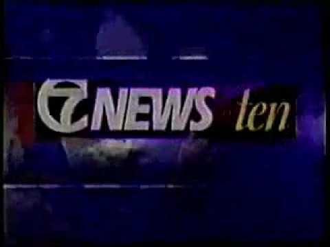 KVIA-TV El Paso, TX - Las Cruces, NM -  News 7 News Open 1998