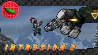 Robot Fist Action! -- Let's Play Intrusion 2 (Part #2)(1080p Gameplay)
