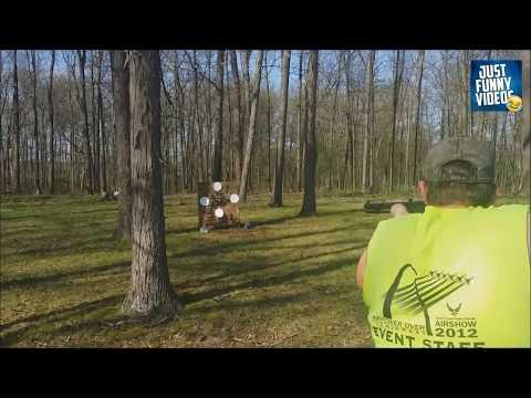 STUPID PEOPLE USE GUNS || Just Funny Videos thumbnail