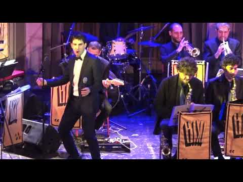 Can't Take My Eyes Off Of You - Paris DInner Party with Bixi Big Band