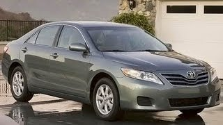 2011 Toyota Camry Start Up and Review 2.5 L 4-Cylinder