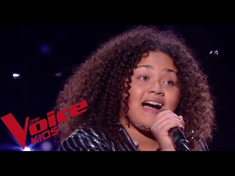Alicia Keys - No One  Madison  The Voice Kids France 2018  Finale