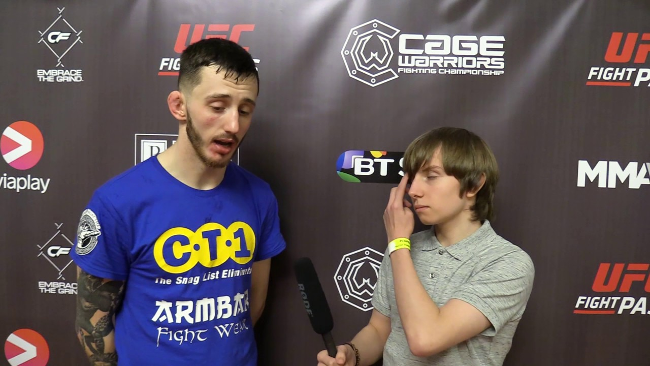 Cage Warriors 80