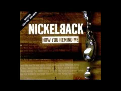 NICKELBACK~ How You Remind Me  {AUDIO}